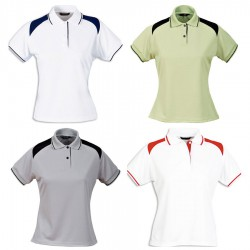 Ladies' Club Cool Dry Polo