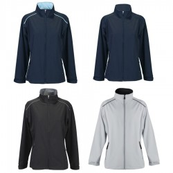Ladies' Softshell Lite Jacket
