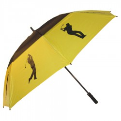Golfer Umbrella