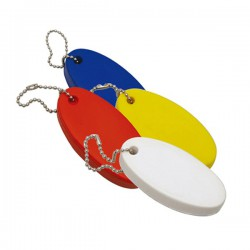 Stress Floating Key Ring