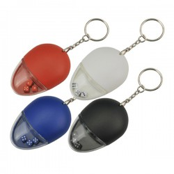 Mouse Bottle Opener Key Ring