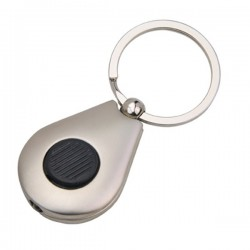 Water Drop Torch Key Ring