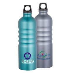Gemstone 750ml Aluminum Sport Bottle