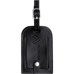 Millennium Leather Identification Tag