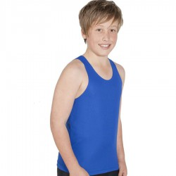 Podium Kids Poly Singlet