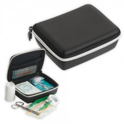 First Aid Kit in Zip Case