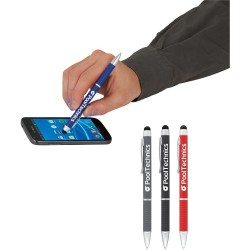 The Iris Multi-Ink Pen-Stylus