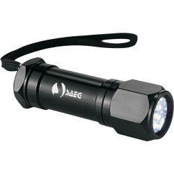 Workmate 8  LED Aluminum Superbright Flashlight