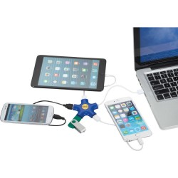 Star Shape USB Hub