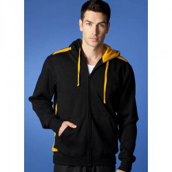 Mens Franklin Zip Hood
