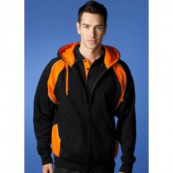 Mens Panorama Zip Hood