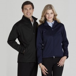 Mens Biz Tech Soft Shell Jacket