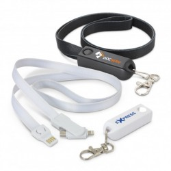 Artex 3-in-1 Charging Lanyard