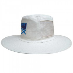 Canvas Hat with Vents