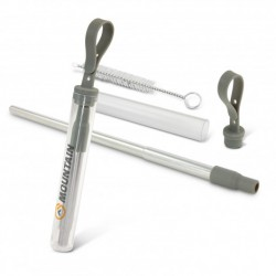 Telescopic Straw with Case