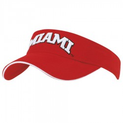 Brushed Heavy Cotton Visor