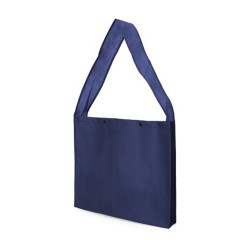 Non Woven Sling Bag - w/press studs and gusset