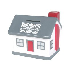 House Coin Bank®