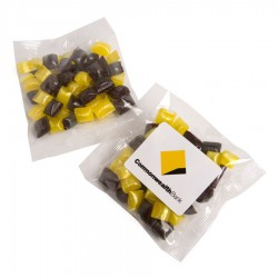 Corporate Coloured Humbug 50g