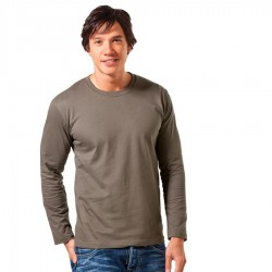 Hanes® Men's Heavyweight Long Sleeve T