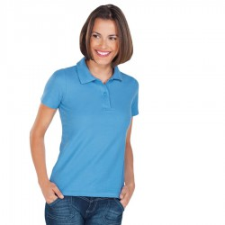 Hanes® Women's Heavyweight Polo