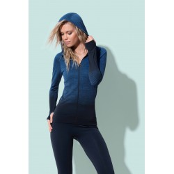 Womens Active Seamless Jacket