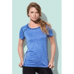 Womens Recycled Sports-T Reflect