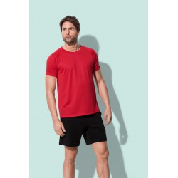 Mens Active 140 Raglan