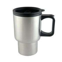 16oz Thermo Travel Mug (plastic inner) 450ml
