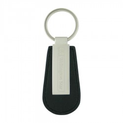 Jessica Leather Keyring