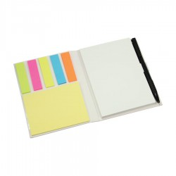 A6 Sticky Note Book