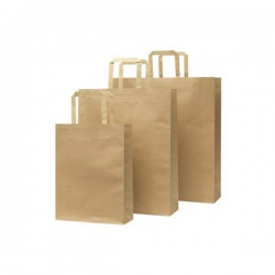 Paper Bag - Medium (Natural)