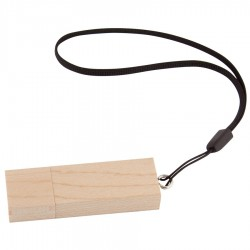 Wooden 2GB Flash Drive