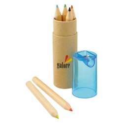 Half Size Pencil Set