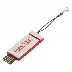 Slide USB with Phone Card