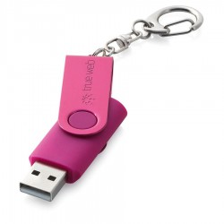 Metallic Twister USB