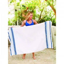 Florida Beach Towel with Print