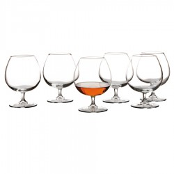 Cuvee Brandy 540ml Set of 6 Gift Boxed
