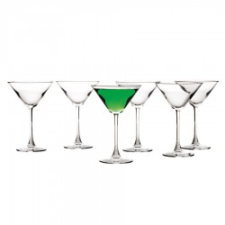 Cuvee Martini 220ml Set of 6 Gift Boxed
