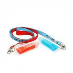 Lip Gloss Tube with Lanyard