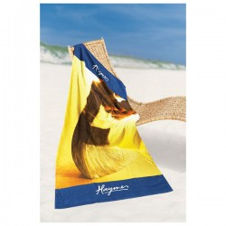 Fibre Printed Medium  Beach Towel