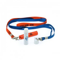 Slimline Lip Balm with Lanyard