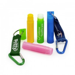 Slimline Lip Balm with Strap