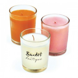 Unscented Votive Candle