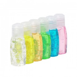 Waterless Sanitizer Mini Bottle