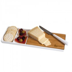 Party Plate Cheese Set