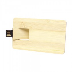 Bamboo Credit Card Drive