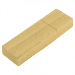 Slim Bamboo Flash Drive