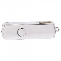 Rabin Metal Swivel Flash Drive