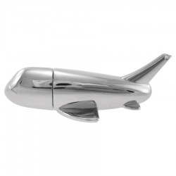 Metal Plane Flash Drive